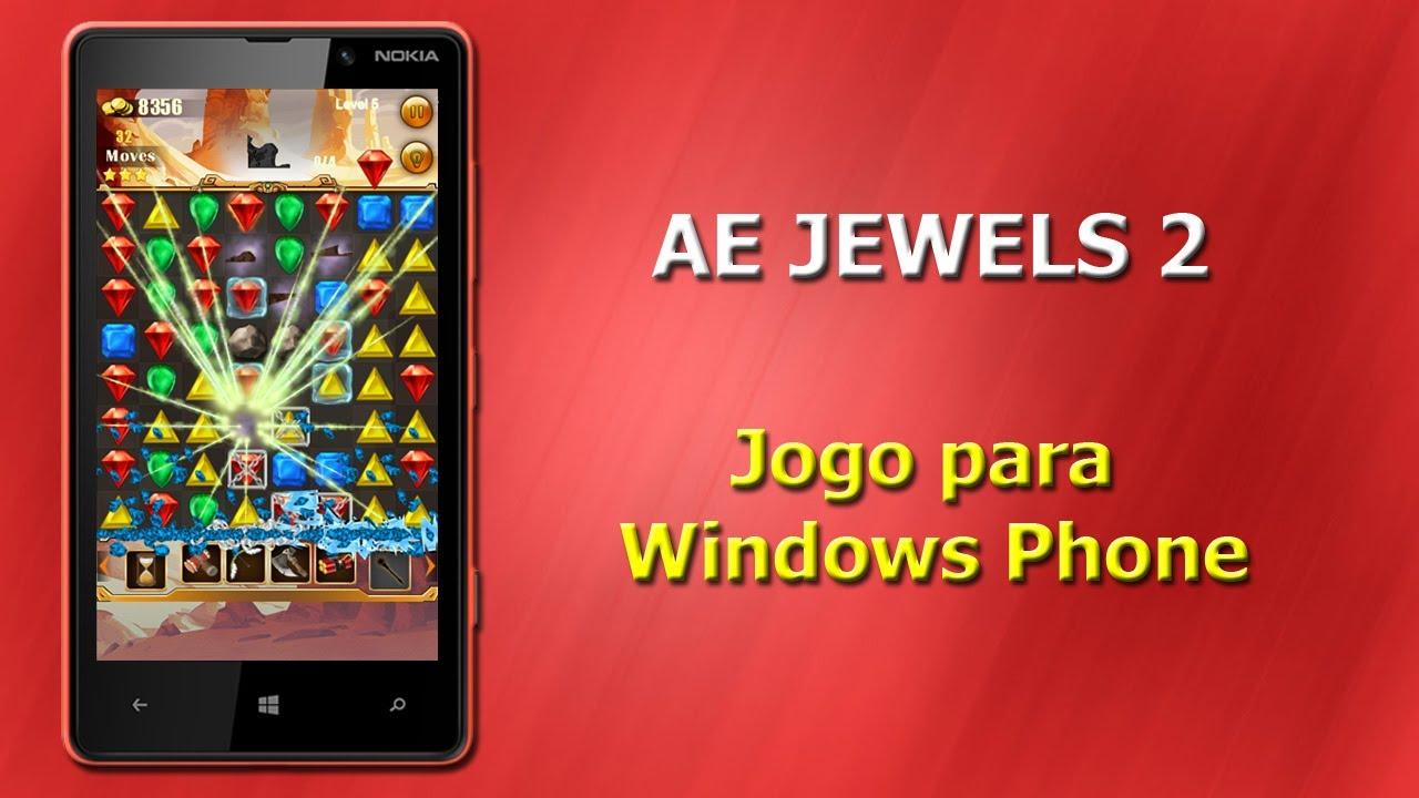 ae jewels windows phone