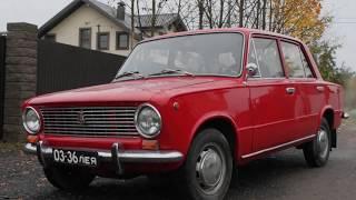 ВАЗ 2101, 1975 в отличном состоянии/ все оригинальное