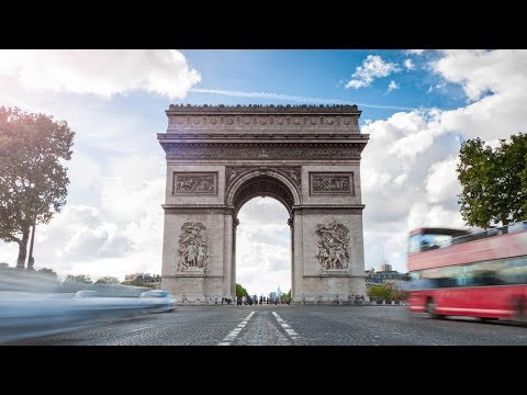 Paris City Hop-On Hop-Off Tour