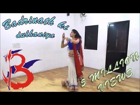 Badrinath ki dulhaniya| HOLI SPECIAL | DANCE VIDEO | BEAT FREAKS