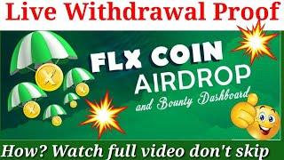 Felixo WIthdrawal Proof | How ???? Full Information