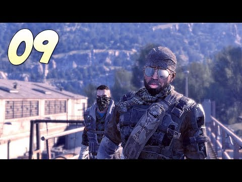 Dying Light the Following Walkthrough Gameplay Part 9 - How Did He Survive That