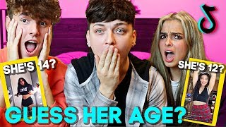 Download GUESS HER AGE CHALLENGE! (Tik Tok Edition) Ft. Bryce Hall & Addison Rae Mp3 and Videos