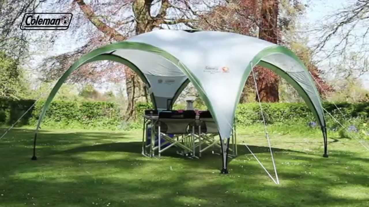 & Coleman® Event Shelter Pro 12x12 - YouTube