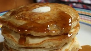 How To Make Good Old Fashioned Pancakes