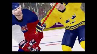 NHL 2004 rebulid 2018 - nejtěžší mód, jaký jsem kdy hrál