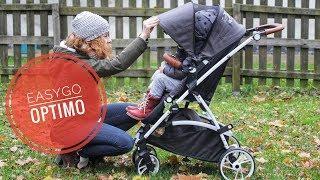 EasyGo Optimo - recenzja świetnego wózka 2w1
