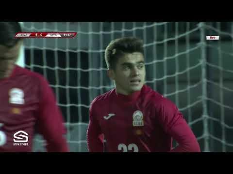 Футбол / Кыргызстан - Мьянма / 2-тайм