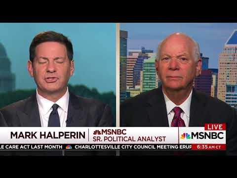 Ben Cardin dodges question about Menendez trial