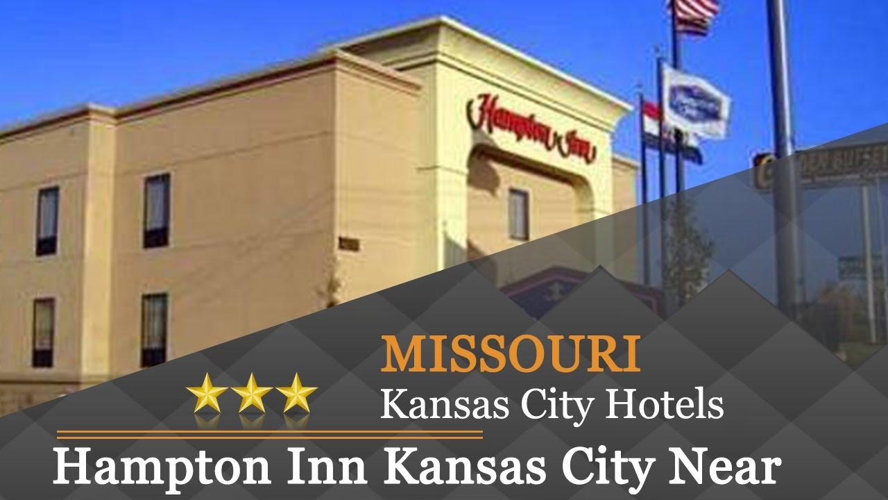 Hampton Inn Kansas City Near Worlds Of Fun Hotels Missouri
