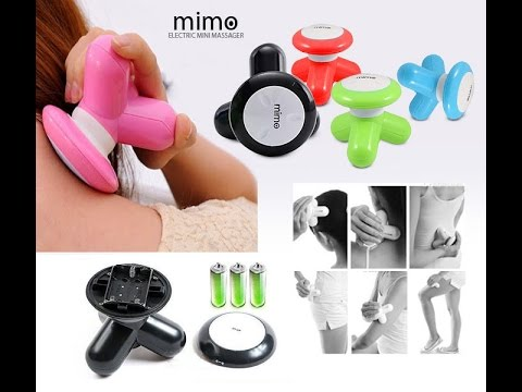 UnBox Review - Mimo USB UFO Full Body Massager - Amazon Ranked no.7  Electric Handheld Massager