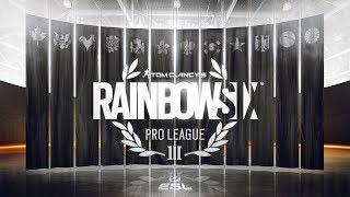 Rainbow Six Siege - Pro League - Stagione 8 - Fasi Finali