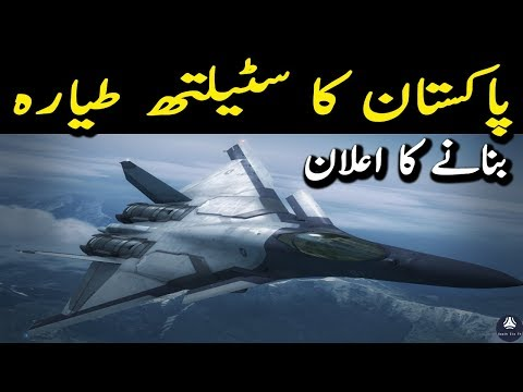 Pakistan Is Developing 5th Generation Fighter Aircraft And MALE UAV Under Project Azm
