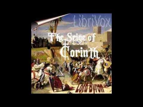 Siege of Corinth by Lord George Gordon Byron #audiobook