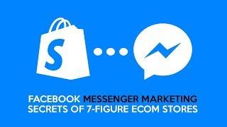 Facebook Messenger Marketing Case Study For Shopify Stores
