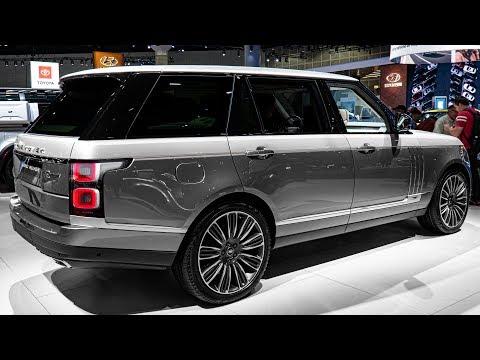 2020 Range Rover SV Autobiography L - Interior And Exterior Walkaround