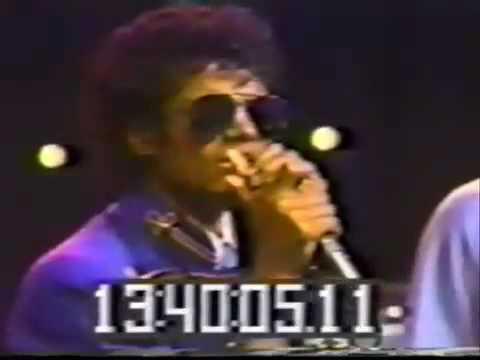 Michael Jackson,James Brown,and Prince on stage