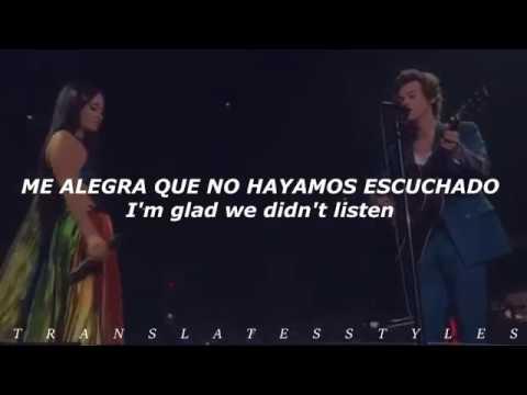 you're still the one - harry styles ft kacey musgraves // español // lyrics