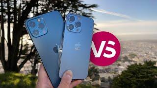 iPhone 13 Pro vs. 12 Pro Max camera comparison
