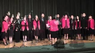 Gambar cover Sa Iyong Mga Yapak (Bridges Chorale)