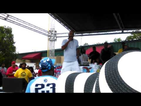 Jt Money performing his classics Ho Problems,Who Dat,and Chevy love