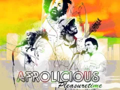 Afrolicious - Revolution (out now on ESL Music)