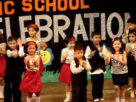 Sr kg annual day dance mpg youtube - Annual function theme ideas ...