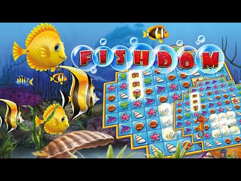 Fishdom Trailer