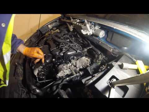 Как снять и почистить EGR Ford Focus How to remove and clean EGR