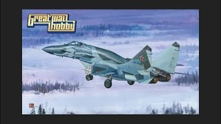 """Video Great Wall Hobby 1/48 MiG-29 SMT """"Fulcrum"""" 9-19 Scale Model Review download MP3, 3GP, MP4, WEBM, AVI, FLV April 2018"""