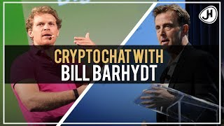 Bill Barhydt (Abra) talks crypto with Julian Hosp (TenX)