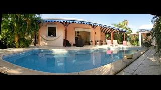 Vacances en Guadeloupe - Choisissez la VILLA_KITTY à St François