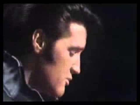 Elvis Presley Blue Christmas 1968 - YouTube