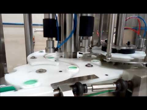 Download T4TP - ROTARY CAPPING MACHINE 4 HEADS