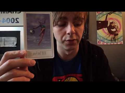 Daily 906 Tarot Card Reading - The Fool