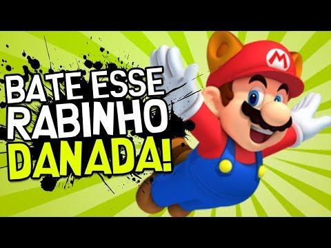 BATE O RABINHO, DANADA! – Super Mario Maker (SUPER VOADOR HABILIDOSO)