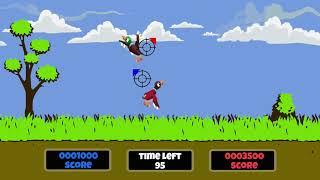 Duck Hunt Remake v1.01 For PS4 (Local Multiplayer)