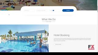 Travelair Travel and Tour Booking HTML5 Template        Maddox Bryn