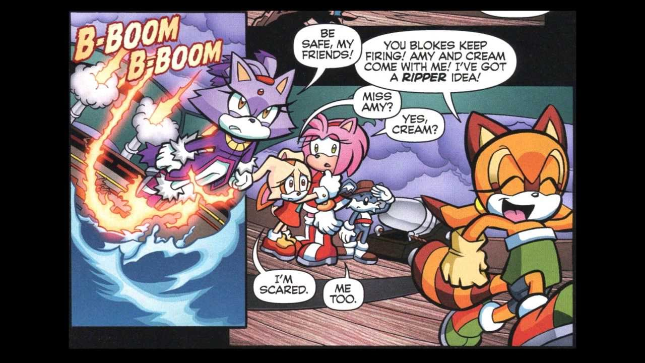 Archie Sonic Universe Issue 52   Sonic News Network   Fandom ...