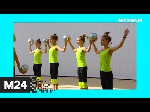 """""""Спорт"""": """"Московская ночная велогонка"""" - Москва 24"""
