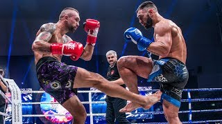 Full fight: Kamil Jenel vs Yohan Lidon I DSF 21