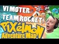 TEAM ROCKET ANGRIPER! - Pixelmon #5 - Minecraft Mod