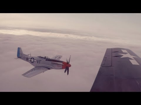 P-51 Mustangs over AirVenture! Humble Pilots Keeping their Flight Chops Sharp - Flight VLOG