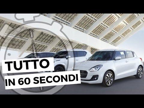Suzuki Hybrid | Tutto in 60 secondi