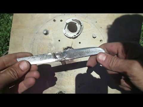 Как сделать зернодробилку своими руками из стиральной машины