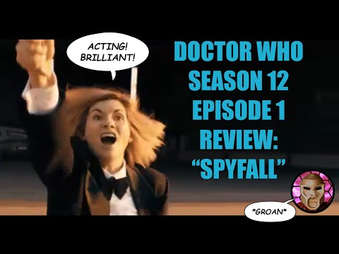 Doctor Who Season 12 Episode 1 Review | Spyfall