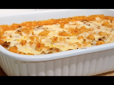 How To Make A Low Carb / Keto Cheesy Beef Casserole