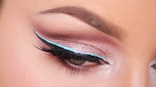 Lime Crime Eyeliner Look Thumbnail
