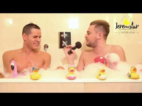 Noel (Les Princes de l'Amour 4) dans le  bain de Jeremstar - INTERVIEW