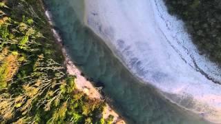 Stunning drone footage of Byron Bay
